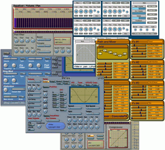 Collection of VST effects