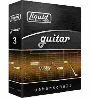 ueberschall liquid instrument guitar electric bass vst. Black Bedroom Furniture Sets. Home Design Ideas