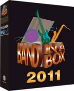 PG Music Band in a Box 2011