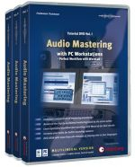 Steinberg Audio Mastering Tutorial DVD Vol. 1