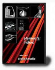Big Fish Audio Elements Indian (Wav)