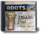 Big Fish Audio Roots of the Middle East North Africa