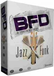 FXpansion BFD Jazz & Funk