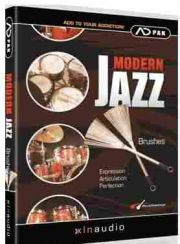 XLN Audio Adpak Modern Jazz Brushes (XLN Audio Adpak)