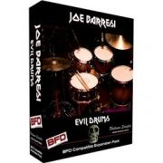 Platinum Samples Joe Barresi Evil Drums SDX Expansion