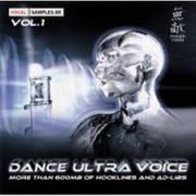 Mutekki Media Vengeance Dance Ultra Voice Vol.1