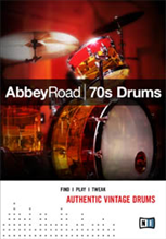 Native Instruments - Abbey Road 70's Drums