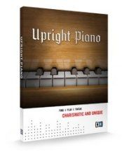 Native instruments UPRIGHT PIANO (Kontakt)