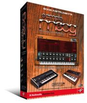 IK Multimedia SampleMoog Instruments (VSTi)