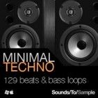 Sounds To Sample Minimal Techno - 1 CD