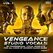 Vengeance - Studio Vocals Vol.1