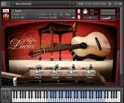 iCe Samples - Guitar Nylon Lucia  (KONTAKT)