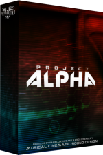 Hybrid Two - Project ALPHA (KONTAKT) - 1 DVD