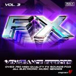 Vengeance - Effects FX Vol. 3 (WAV)