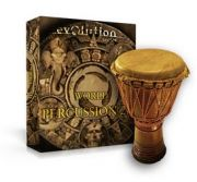 Evolution Series - World Percussion 2.0: Djembe