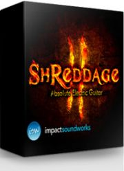 Impact Soundworks - Shreddage 2