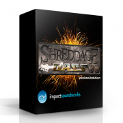 Impact Soundworks - Shreddage Bass: Picked Edition