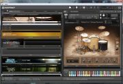 Native Instruments Abbey Road Vintage Drummer (KONTAKT) - 2 DVD