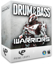Prime Loops - Drum and Bass Warriors