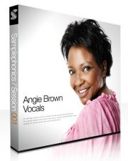 Samplephonics - Angie Brown Vocals
