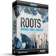 ToonTrack - Roots SDX: Brushes Rods N Mallets