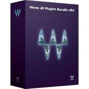 Waves All Plugins Bundle 9