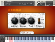 Wavesfactory - W-FabBass